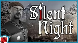 Silent Night Demo | Adventure Game | PC Gameplay