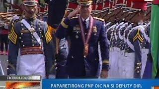 NTG: Paparetirong PNP OIC na si Deputiy Dir. Gen. Leonardo Espina, pinarangalan ng PMA