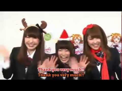 [ENG SUB] Christmas Special! Ucchi's punishment game with Emitsun & Pile getting involved...