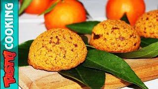 Chocolate Choux au Craquelin Recipe  🍊 Crispy Mandarin Cream Puffs 🍊 Tasty Cooking