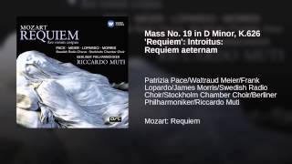 Mass No. 19 in D Minor, K.626