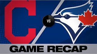 Smoak smacks walk-off single in a 2-1 win | Indians-Blue Jays Game Highlights 7/23/19 Video