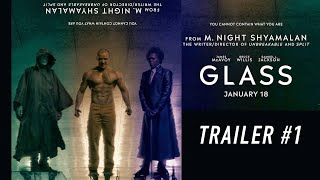 GLASS TRAILER  - Glass (2019 Movie) Trailer #1- SPLIT vs UNBREAKABLE Sequel Film