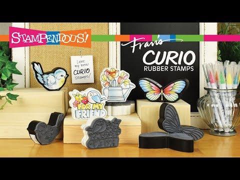 Stampendous Introduces CURIOS
