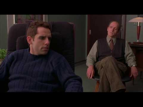 Ben Stiller & Richard Jenkins / Ted talks to his psychologist