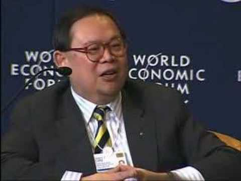Davos Annual Meeting 2004 - China: Goldmine or Minefield?