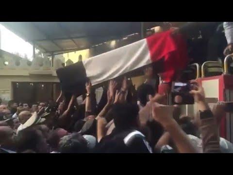 مقتل 16 من قوات الامن في اعتداء مصر