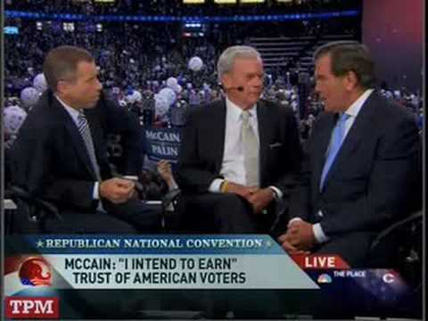 Tom Ridge calls John McCain John Bush