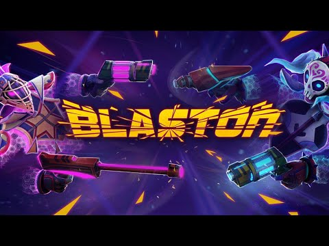 Lets Play: BLASTON ep. 1 |