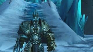 Король Лич соло 25хм в 6.0.3 Цитадель ледяной короны.