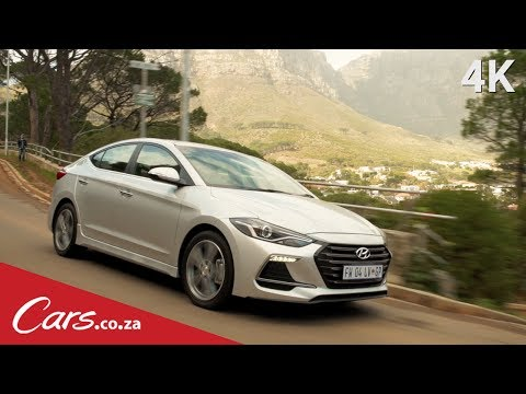 2017 Hyundai Elantra Turbo Review - A Proper Sports Sedan?