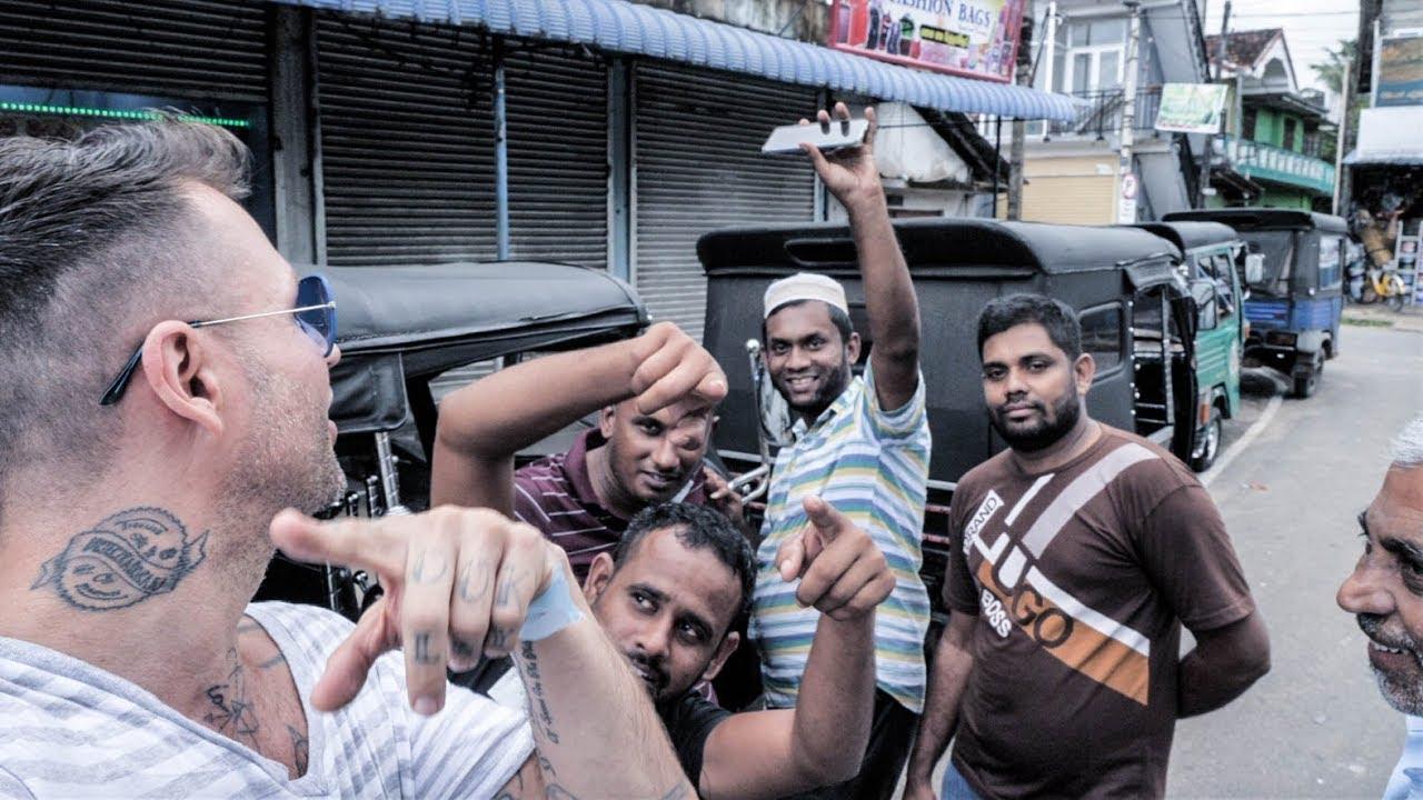 Poszedłem na MUZUŁMAŃSKĄ DZIELNICĘ - Zobacz Co Się Stało!! Sri Lanka.