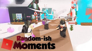 Random-ish Roblox Moments (ft.TheBatShow & Sfeqh)
