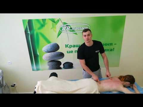 Расслабляющий массаж в Спа салоне Чанг