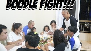 BOODLE FIGHT! | 1251 - anneclutzVLOGS