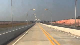Nakhonphanom friendly bridge  ナコンパノム友好橋