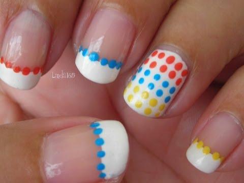 Nail Art - My Birthday Nails - Decoración de Uñas