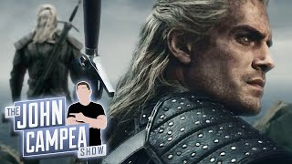 The Witcher Is Biggest Ever Netflix Premiere Season - The John Campea Show
