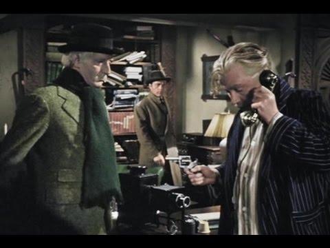 Sherlock Holmes és a titkos fegyver (1943) - teljes film magyarul
