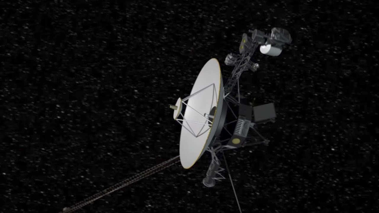 Voyager 2 celebrates 40 years in space in August - YouTube