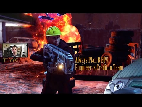 Xcom2: Always Plan B #9 Engineer is Credit to Team!