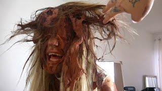 Poop in your hair prank