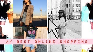 TOP 10 PLACES TO SHOP ONLINE