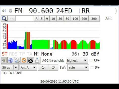 Russkoe Radio,  Estonia.