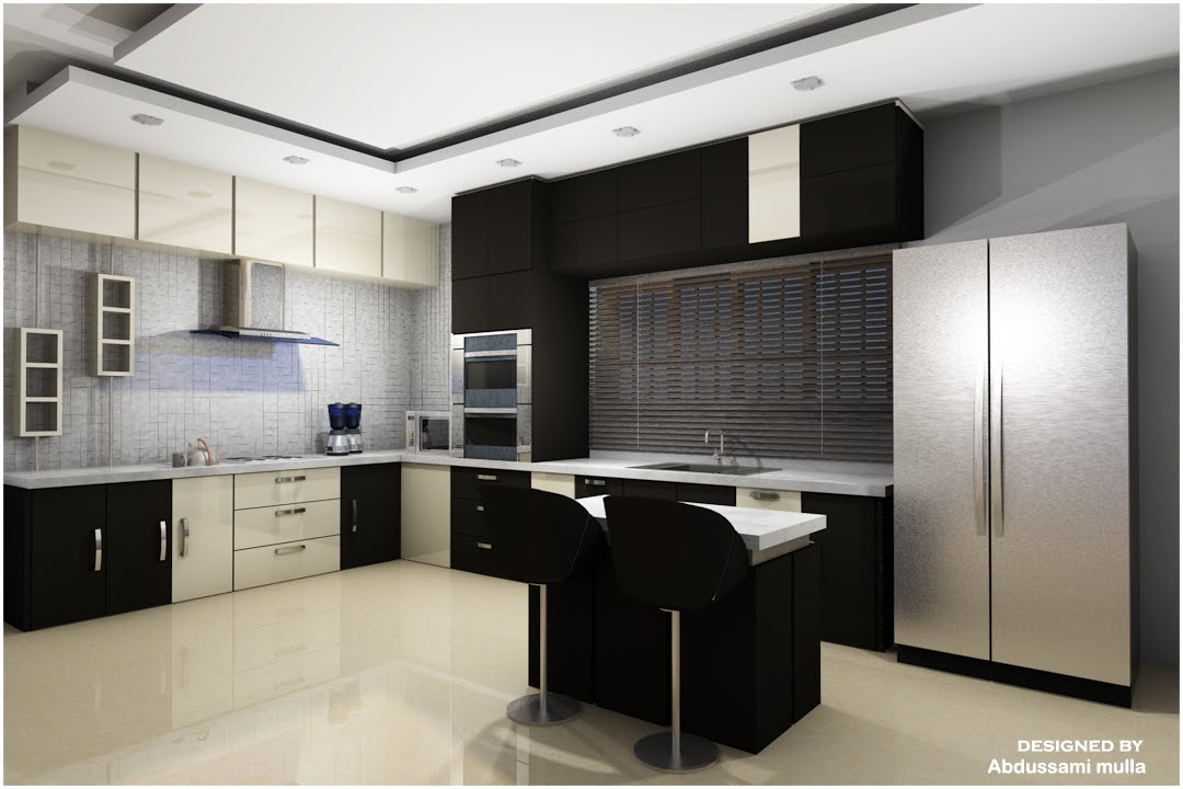 Kitchen Tiles Design Modern
