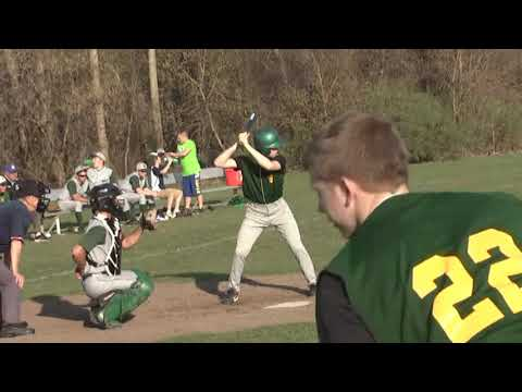 Chazy - ELCS Baseball  4-16-12