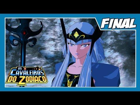 Cavaleiros Do Zodíaco: Alma dos Soldados - ASGARD #09 - FINAL HILDA VS SEIYA