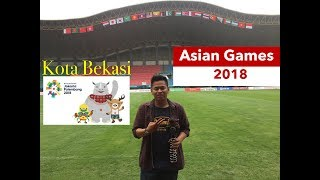 Download Video Persiapan Asian Games 2018 | Stadion Patriot Candrabhaga | Kota Bekasi | Indonesia Bisa MP3 3GP MP4