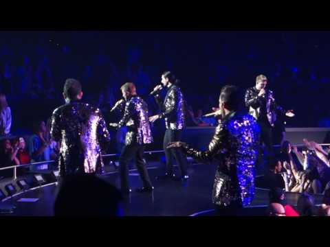 Undone - Backstreet Boys - Larger than Life - Las Vegas