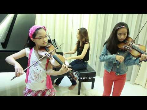พรหมลิขิต (ไวโอลิน - เปียโน) - โน้ต & พิณ