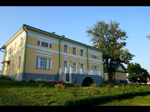 Музей-усадьба  А.А. Фета. Курская область.