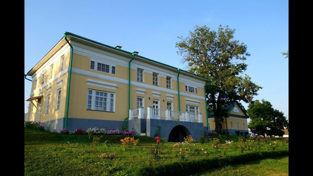 Рождественка, Курская область - YouTube