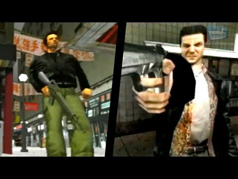 Rockstar Games \ Take-Two E3 2001 Trailer