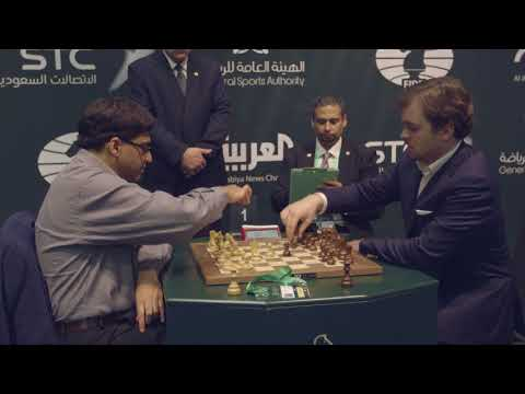 The 'Madras Tiger' clinches the gold at 2017 World Rapid Chess Championships