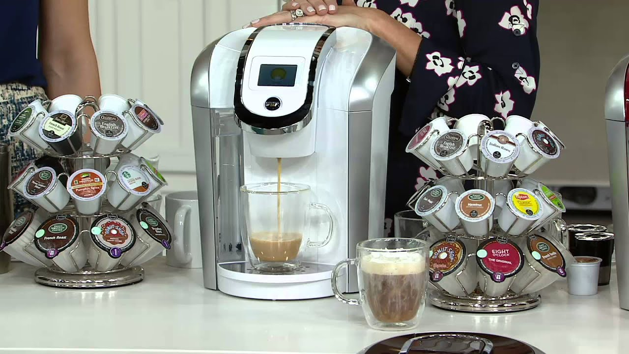 Keurig 2 0 K450 Coffee Maker W My K Cup 33 K Cup Pods