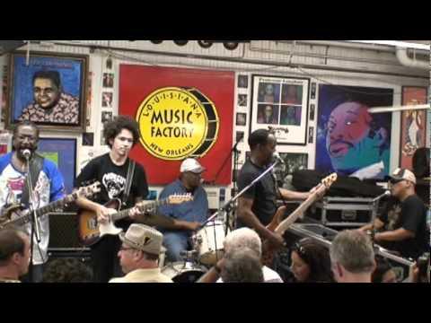 Dumpstaphunk @ Louisiana Music Factory JazzFest 2011