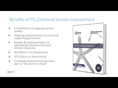 ITIL V3 Overview - Easy to Understand