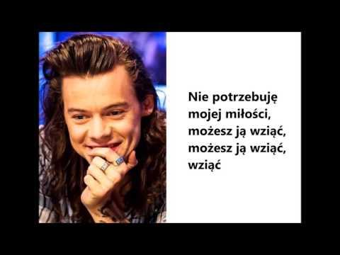 One Direction Never Enough TŁUMACZENIE PL