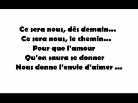 Lenvie daimer Daniel Levi avec paroles