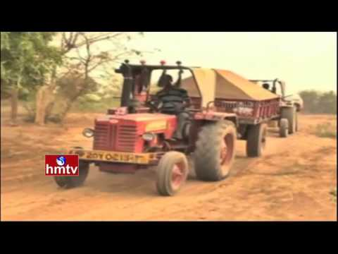 Why Sand Selling Business Continues in Eluru ? After AP Govt Introduces Free Sand Policy | HMTV