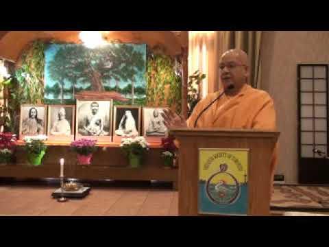 To Be Like A Lotus Leaf By Swami Kripamayananda,  Mar 2014