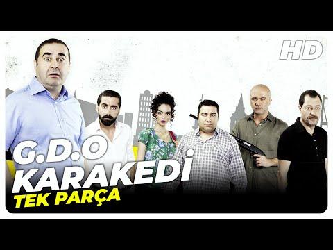 G.D.O Kara Kedi - Türk Filmi  (HD)