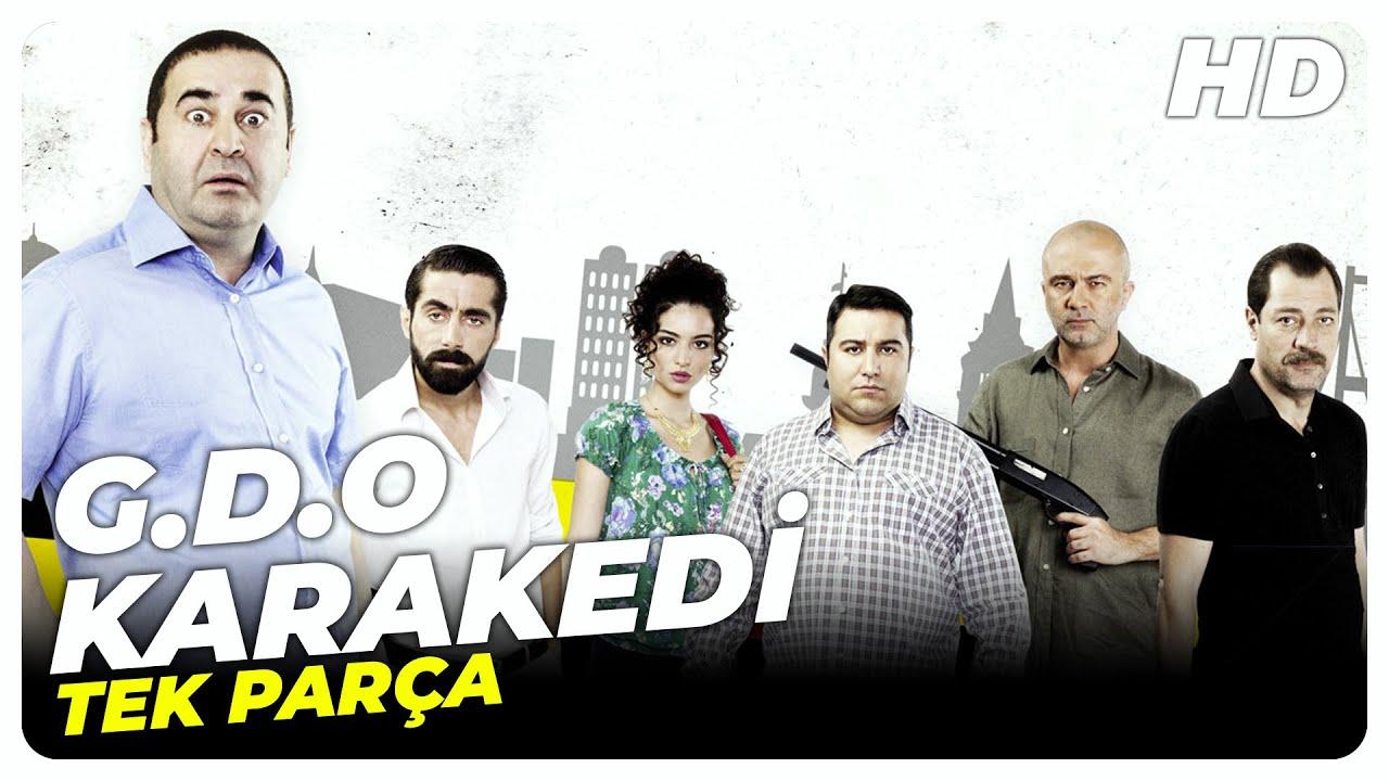 G.D.O Kara Kedi   Şafak Sezer Türk Komedi Filmi Tek Parça (HD)