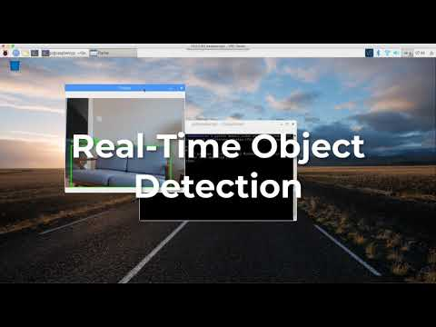 Object detection and image classification with Google Coral