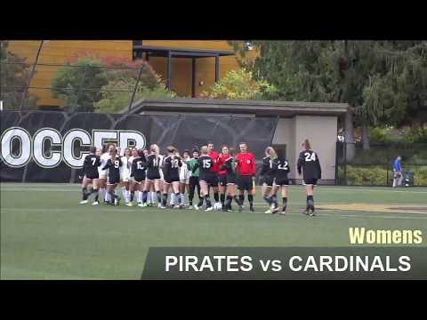 2018 Pirate Soccer: Peninsula College vs. Skagit Valley