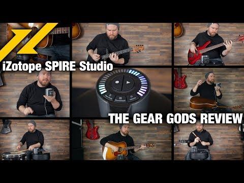 iZotope SPIRE Studio Review - GearGods